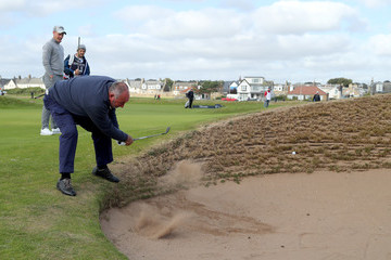 Andrew 'Chubby' Chandler Alfred Dunhill Links Championship - Day One