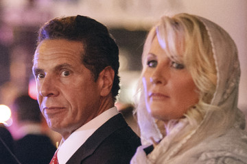 Andrew Cuomo Sandra Lee Pope Francis Travels Down New York's 5th Ave to St. Patrick's Cathedral