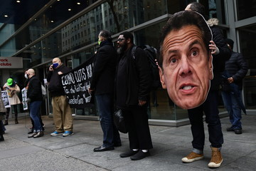 Andrew Cuomo European Best Pictures Of The Day - March 02