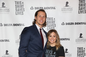 Andrew East Celebrities Rock #ThisShirtSavesLives For St. Jude In Night Of Music, Fashion And Magic