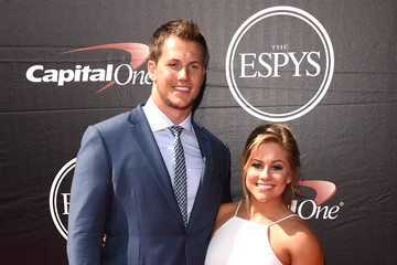 Andrew East The 2015 ESPYS - Arrivals