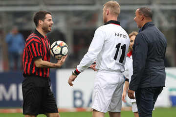 Andrew Flintoff AC Milan vs. SSC Napoli - Serie A