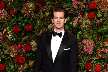 Andrew Garfield Evening Standard Theatre Awards - Red Carpet Arrivals