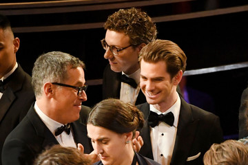 Andrew Garfield 89th Annual Academy Awards - Show