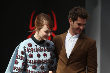 Andrew Garfield 'The Amazing Spider-Man 2' Photo Call in Berlin
