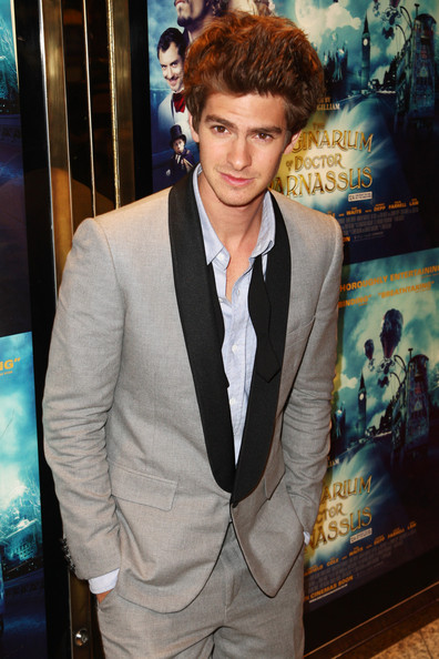 The Imaginarium Of Doctor Parnassus Andrew Garfield Andrew Garfield...