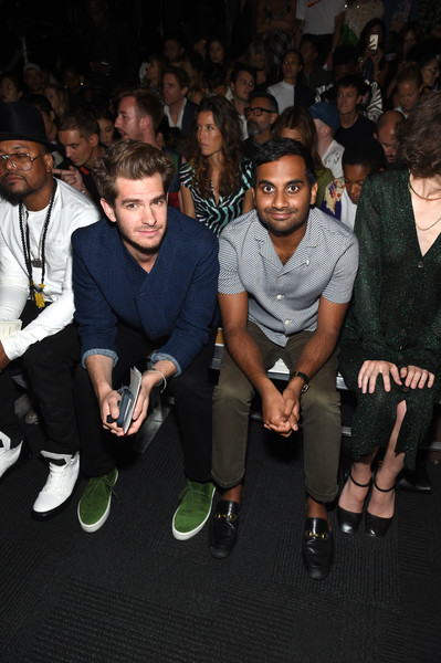 Opening Ceremony - Front Row - September 2016 - New York Fashion Week