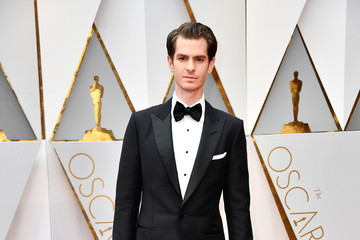Andrew Garfield 89th Annual Academy Awards - Arrivals