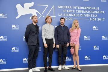 Andrew Haigh 'Lean on Pete' Photocall - 74th Venice Film Festival