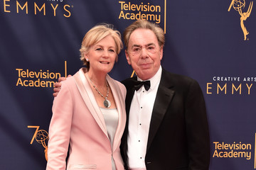 Andrew Lloyd-Webber 2018 Creative Arts Emmy Awards - Day 2 - Arrivals