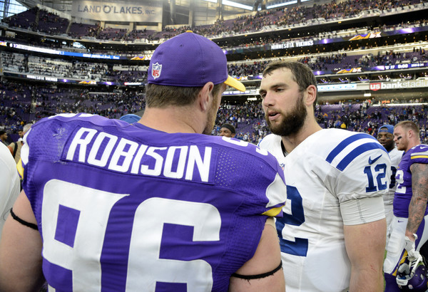 Indianapolis Colts v Minnesota Vikings