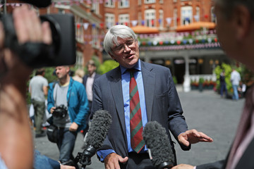 Andrew Mitchell Boris Johnson MP Launches His Bid To Become The Next Conservative Party Leader