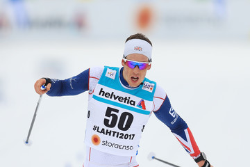 Andrew Musgrave Men's 15KM Cross Country - FIS Nordic World Ski Championships