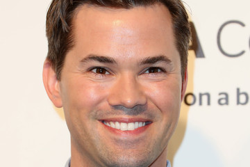 Andrew Rannells 25th Annual Elton John AIDS Foundation's Oscar Viewing Party - Arrivals