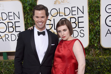 Andrew Rannells Arrivals at the Golden Globe Awards — Part 2