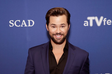 """Andrew Rannells SCAD Presents aTVfest - HBO's """"Girls"""""""
