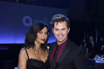 Andrew Rannells Elton John AIDS Foundation Commemorates Its 25th Year and Honors Founder Sir Elton John During New York Fall Gala - Inside
