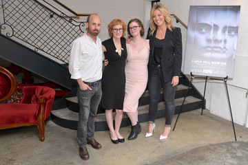 Andrew Rossi Erin Lee Carr HBO's 'I Love You, Now Die' New York Premiere