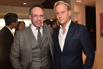 Andrew Saffir A Cocktail Party Hosted By The Elton John AIDS Foundation And BBVA Compass