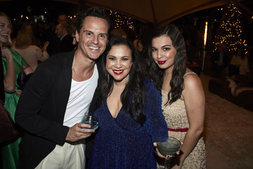 Andrew Scott Celebrate The Season: Ted's Holiday Toast