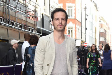Andrew Scott Disney's New Musical 'Aladdin' - Red Carpet