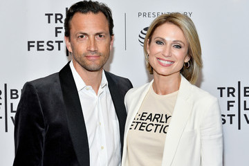 Andrew Shue 'RX: Early Detection A Cancer Journey With Sandra Lee' - 2018 Tribeca Film Festival