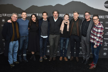 Andrew Smith 'Walking Out' Premiere - 2017 Sundance Film Festival