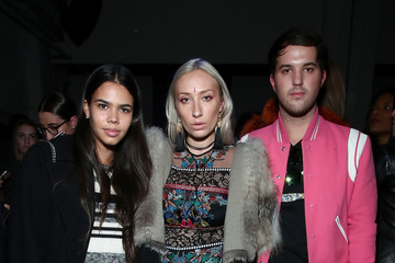 Andrew Warren Nicole Miller - Front Row - February 2017 - New York Fashion Week: The Shows