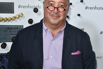 Andrew Zimmern Renaissance New York Midtown Hotel Launch Party