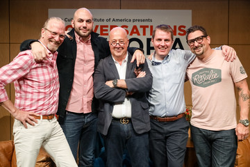 Andrew Zimmern Conversations At Copia With Andrew Zimmern