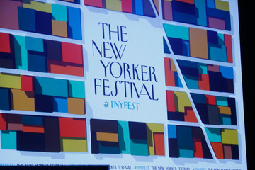 Andy Borowitz The New Yorker Festival 2016 - Sarah Silverman Talks With Andy Borowitz