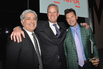 Andy Brandon-Gordon LACMA's 2014 Collectors Committee - Gala Dinner