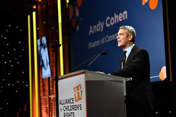 Andy Cohen The Alliance For Children's Rights 26th Annual Dinner - Inside