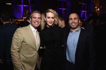 Andy Cohen 'Entertainment Weekly' and 'People' Celebrate the New York Upfronts - Inside