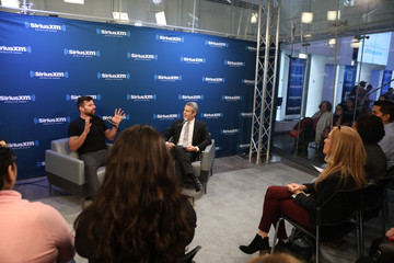 Andy Cohen SiriusXM's 'Town Hall' With Ricky Martin