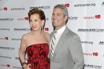 Andy Cohen Adrienne Arsht Adrienne Arsht 10th Anniversary Gala Concert