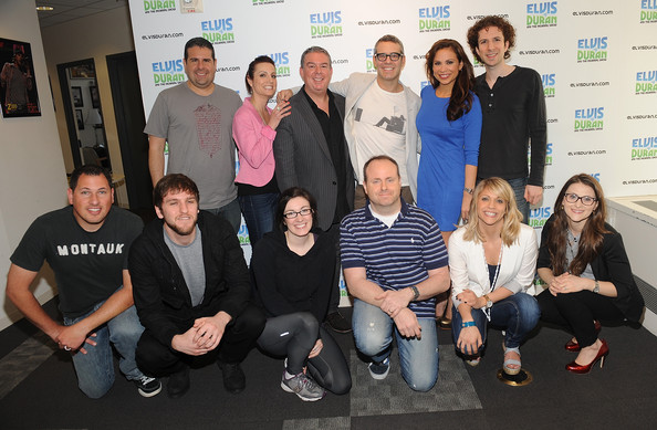 Z100 Elvis Duran and the Morning Crew