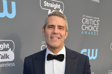Andy Cohen The 23rd Annual Critics' Choice Awards - Red Carpet