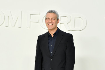 Andy Cohen Tom Ford AW20 Show - Arrivals