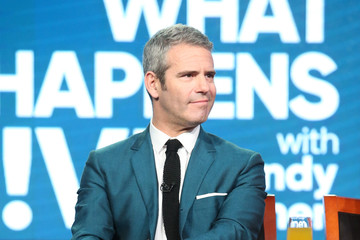 Andy Cohen 2017 Winter TCA Tour - Day 14