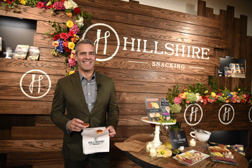 Andy Cohen TV's Andy Cohen Kicks Off First-Ever Snack Week and Helps Launch New Hillshire Snacking Brand of Sophisticated Snacks