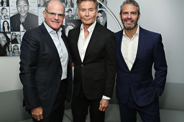 Andy Cohen SiriusXM's Town Hall With Calvin Klein Hosted by Andy Cohen's Exclusive SiriusXM Channel Radio Andy