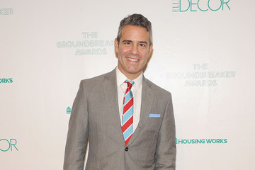 Andy Cohen Housing Works Groundbreaker Awards