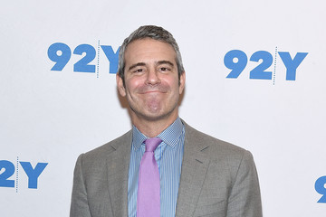 Andy Cohen 92nd Street Y Presents Dan Rather Discussing His New Book 'What Unites Us'