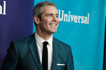 Andy Cohen 2017 NBCUniversal Winter Press Tour - Day 1 - Arrivals