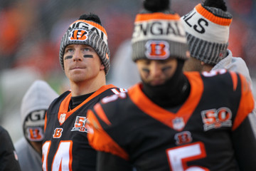 Andy Dalton Chicago Bears v Cincinnati Bengals