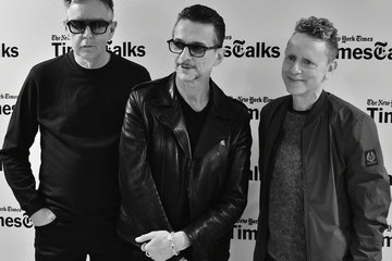 Andy Fletcher TimesTalks Presents Depeche Mode