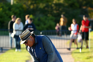 Andy Garcia Alfred Dunhill Links Championship - Day One