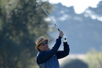 Andy Garcia Alfred Dunhill Links Championship - Day Two