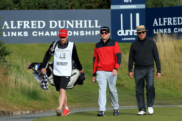 Andy Garcia Alfred Dunhill Links Championship - Day Three